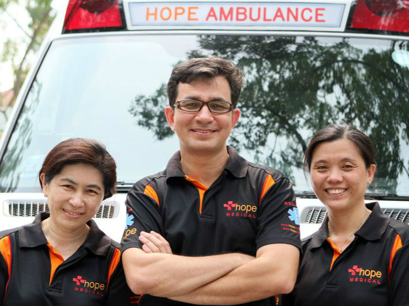 Hope Ambulance Service