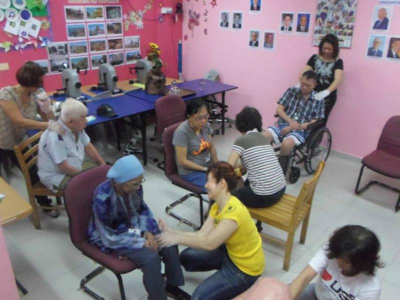Sasco Dace Day Activity Centre for Elderly