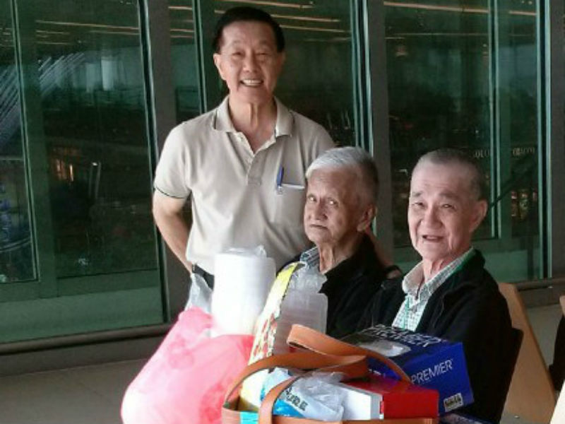 Bo Tien Day Activity Centre for the Elderly