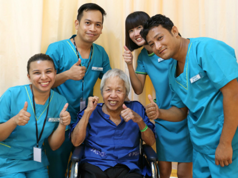 Day and Senior Care Centres | ntuc Health