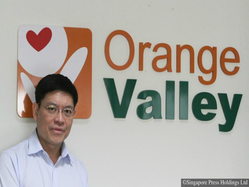Orange Valley